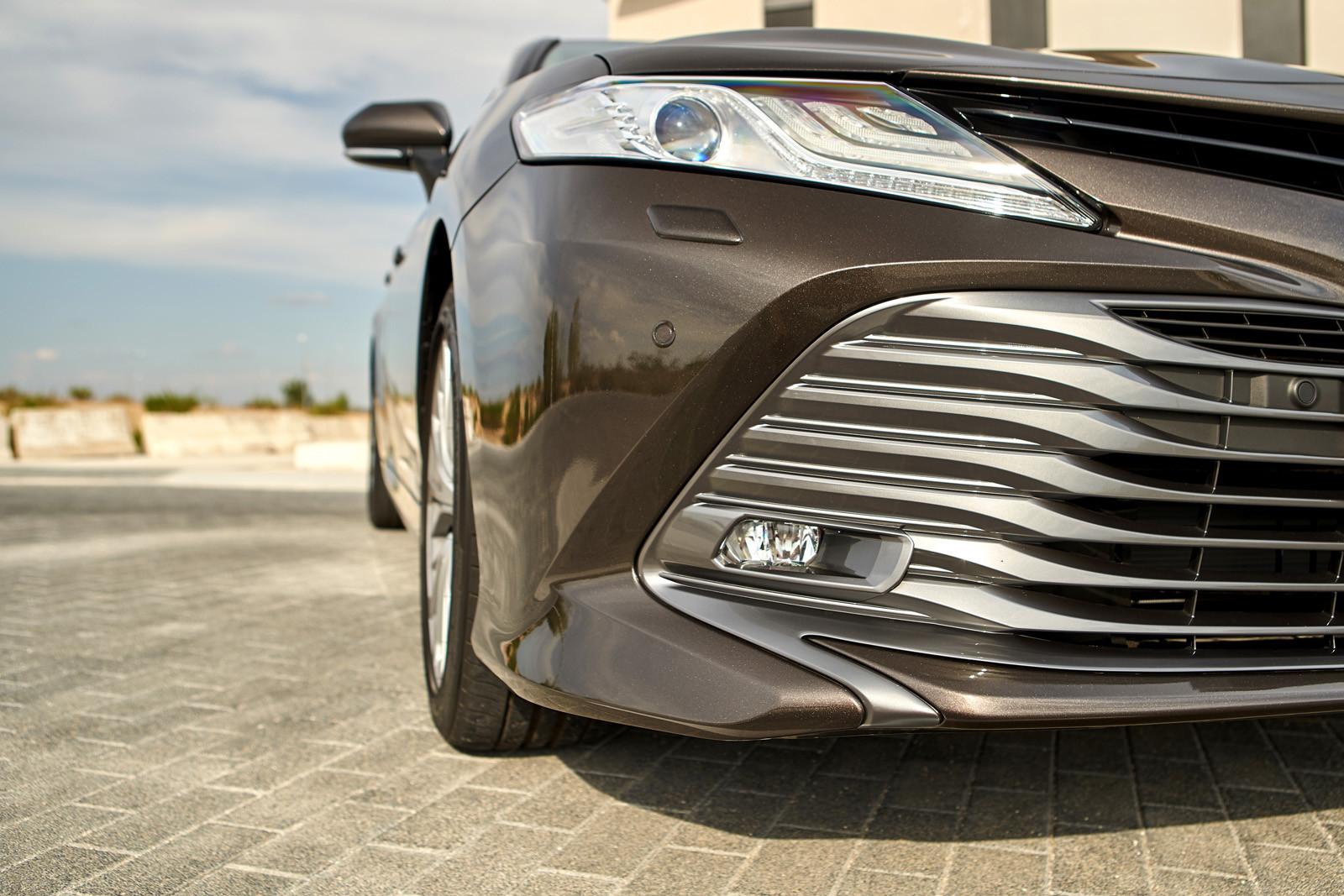 Foto de Toyota Camry 2020 (presentación) (63/75)