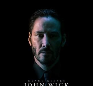 'John Wick', tráiler y cartel del thriller de acción con Keanu Reeves