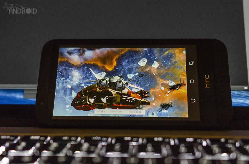 Foto de HTC Desire 510, diseño (11/22)