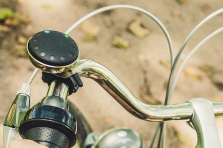 Blubel: un timbre para tu bici que también navega y te protege del peligro