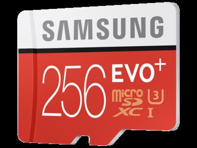 ¿Necesitas una tarjeta donde guardar 12 horas de vídeo 4K? Samsung tiene una nueva microSD de 256GB