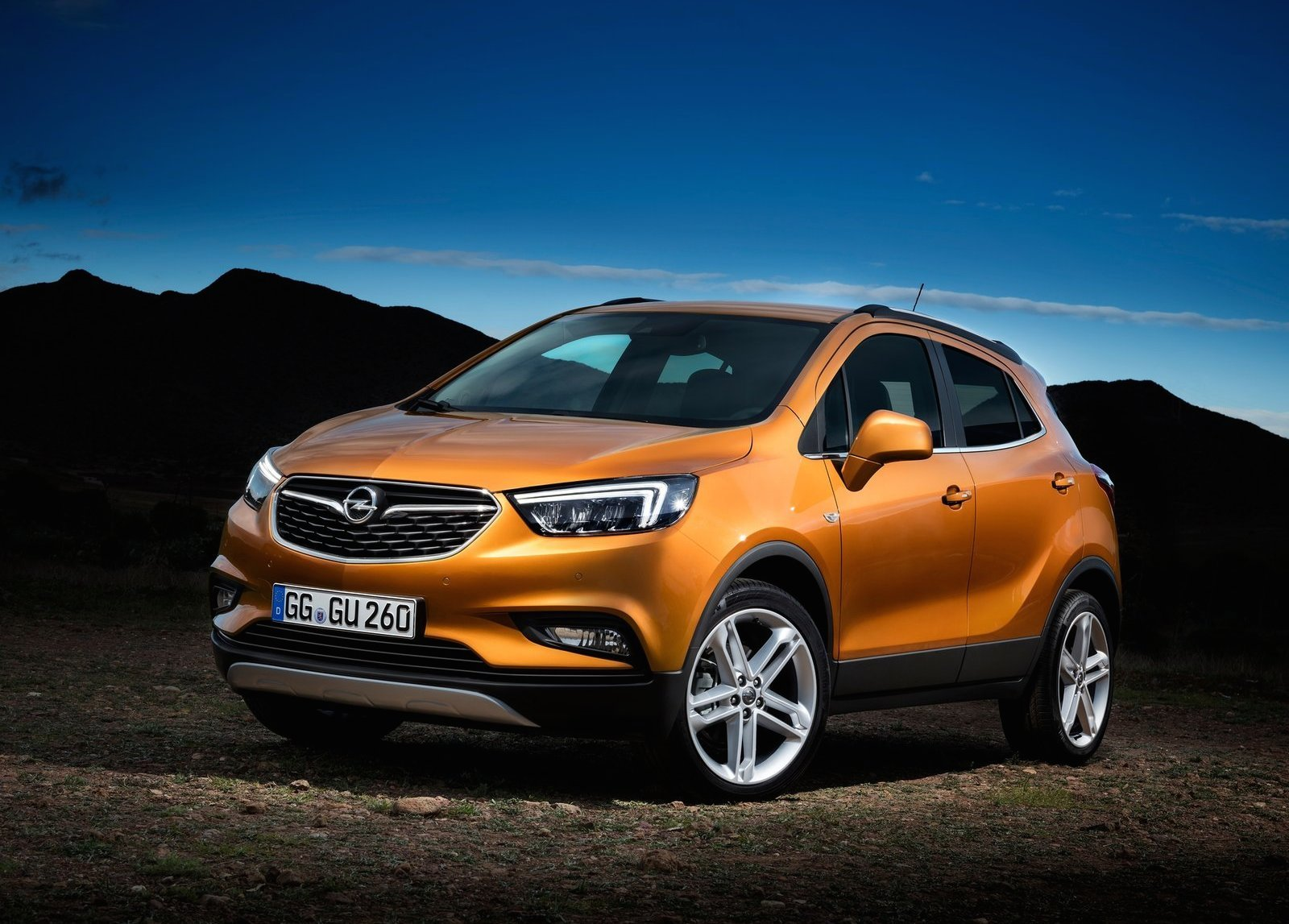 Foto de Opel Mokka X (1/11)