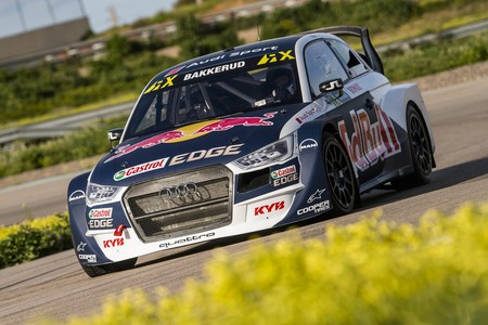 Audi S1 Rallycross 2018 5
