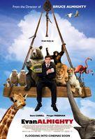 Divertidos posters de 'Sigo Como Dios' ('Evan Almighty')