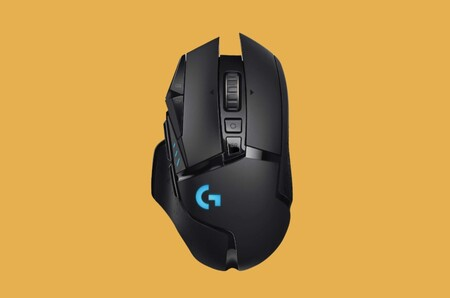 El Logitech G502 es de los ratones gaming más interesantes, y ahora puedes hacerte con él en oferta por sólo 79 euros: su mínimo histórico
