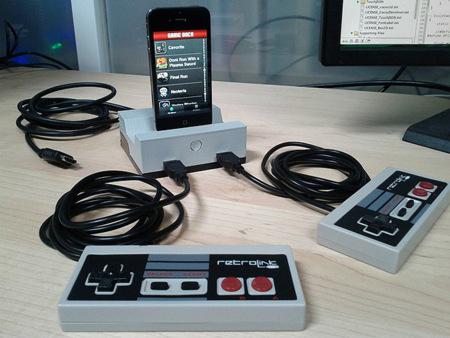 Gamedock, o cómo convertir el iPad o el iPhone en una consola de sobremesa