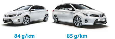 Toyota Auris Hybrid, ahora con menos consumo