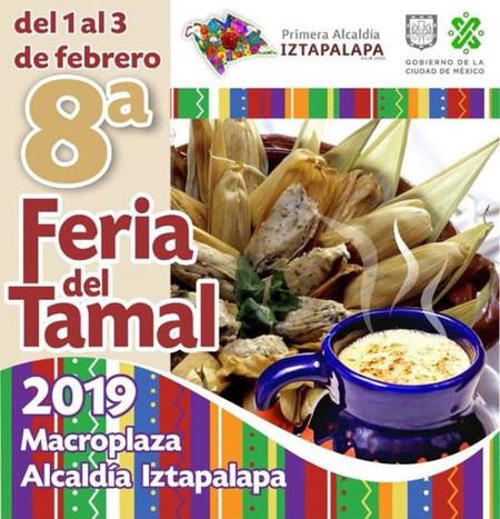 Feria Tamal Iztapalapa