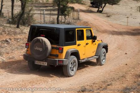 Jeep Wrangler Mountain