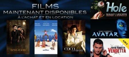 Irlanda y Francia ya pueden comprar películas en la iTunes Store