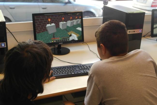 Uso de Minecraft en el aula