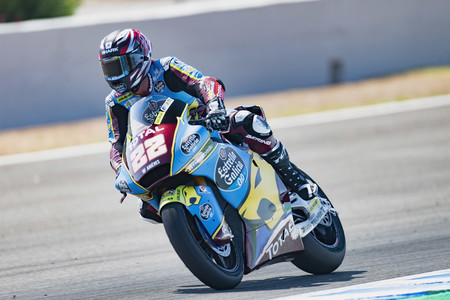 Lowes Andalucia Moto2 2020