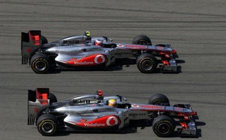 McLaren quiere introducir sus mejoras en el GP de España