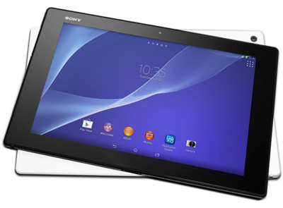 Precios Sony Xperia Z2 Tablet con Orange y comparativa con Vodafone