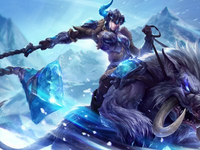Sejuani, el tanque con más resistencias de la historia de League of Legends