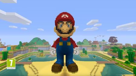 Para Mario no existe un crossover imposible y se apunta oficialmente a Minecraft