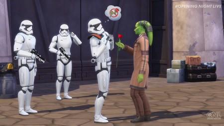 Los Sims 4 recibirá en septiembre Journey to Batuu, un DLC que añadirá contenido de Star Wars al simulador
