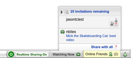YouTube añade notificaciones en tiempo real