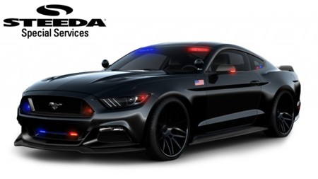 Ford Mustang Police Interceptor, para alcanzar a los malos