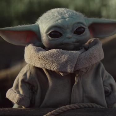 Los nuevos juguetes de Baby Yoda que Disney ha presentado en Nueva York son tan adorables como su personaje en 'The Mandalorian'