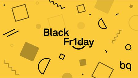 Con el Black Friday de Bq si estás atento puedes hacerte con un móvil nuevo por 1 euro