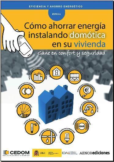 Ahorrar energía instalando domótica en casa