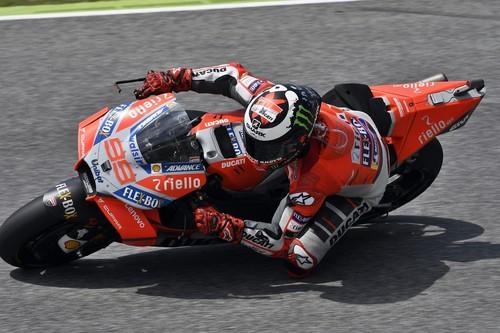 ¡Lo consiguió! Jorge Lorenzo ha logrado una perfecta y emotiva primera victoria con Ducati en Mugello