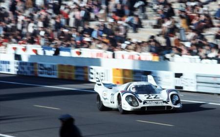 Porsche comienza a calentar motores para las 24 horas de Le Mans de 2014