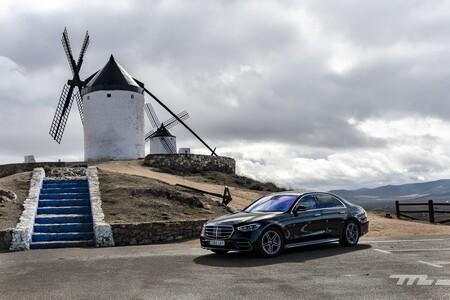 Mercedes Benz S 500 4matic 2021 Prueba 061