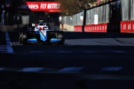 Kubica Baku F1 2019 2