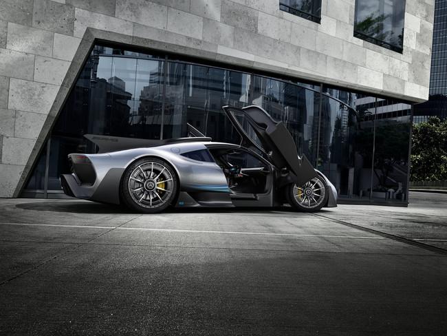 Mercedes-AMG Project ONE, así es el Fórmula 1 de calle de más de 1.000 CV capaz de hacer 0 - 200 km/h en menos de seis segundos