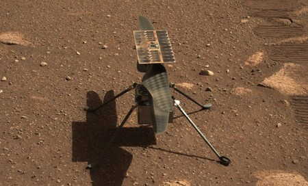 Nasa Ingenuity Vuelo Marte Perseverance
