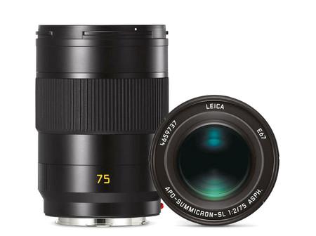 Leica Apo Summicron Sl 75 F2 Asph