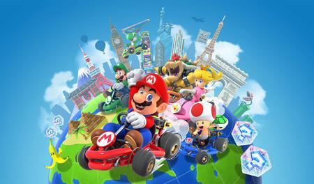 Mario Kart Tour consigue 20 millones de descargas en su primer día y ya es el juego con el mejor lanzamiento de la historia