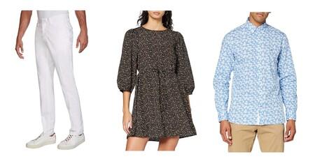Chollos en tallas sueltas en tallas sueltas de camisetas, camisas, pantalones o sudaderas Lacoste, Levi's o Tommy Hilfiger