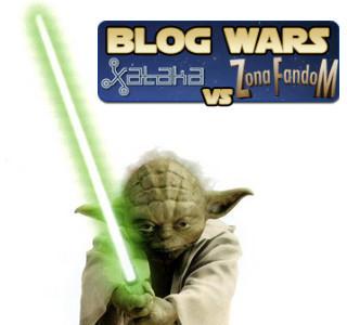 [Blog Wars] Sable de luz