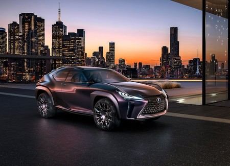Lexus UX Concept, cuando el diseño está por encima de todo lo demás