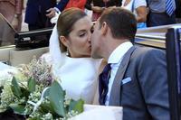 Fin de semana de bodas y más bodas de las celebrities