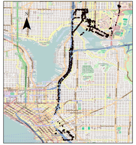 Bus Wifi Map