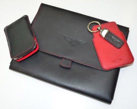 Bentley también tiene sus fundas para iPad e iPhone