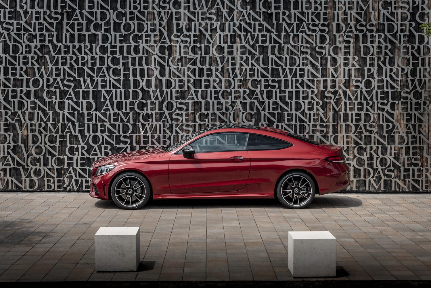 Foto de Mercedes-Benz Clase C 2018, toma de contacto (12/255)