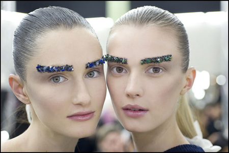 Make-Up Chanel automne-hiver 2012-2013