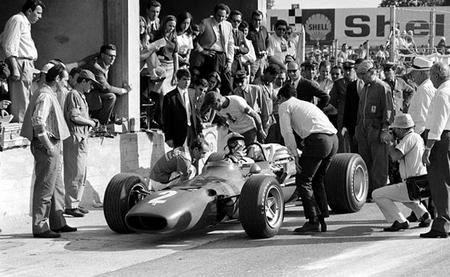 Chris Amon Monza 1967