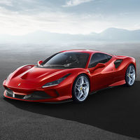 El Ferrari F8 Tributo es un 488 Pista con traje de calle y V8 de 720 CV