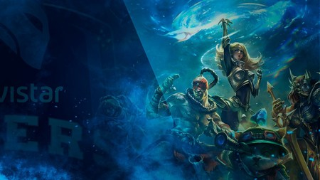 Movistar Riders hace cinco fichajes para asaltar la SLO de League of Legends