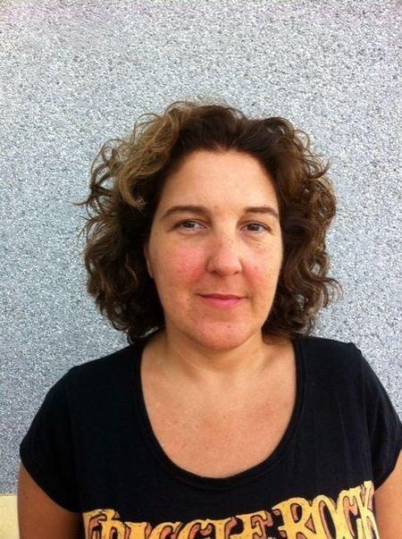 """Mari Luz Rico, maestra de infantil: """"los profesores ejercemos de maestros, padres y madres, enfermeros, cuidadores, educadores..."""""""