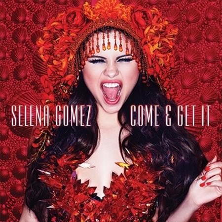 Pues sí que le sienta bien a Selena Gomez el toque de Bollywood en 'Come & Get It', sí...