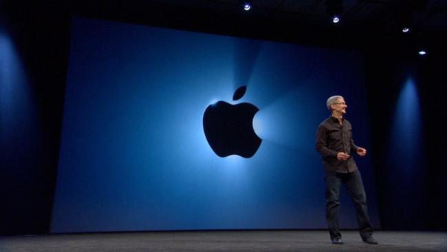 Tim Cook en la WWDC 2013