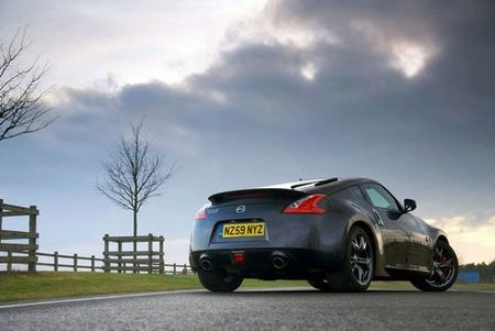 Nuevo Nissan 370Z Black Edition