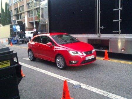 SEAT Ibiza 2012, cazado en Estados Unidos